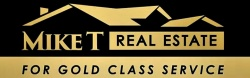 Mike T Real Estate Logo
