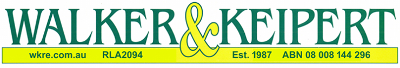 Logo of Walker & Keipert