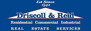 Driscoll and Reid Real Estate Logo
