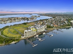 6604/6 PENTHOUSE MARINA PROMENADE SALACIA WATERS ,  PARADISE POINT, QLD