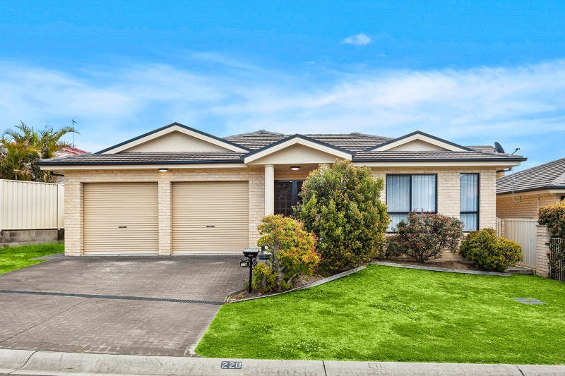 22B LORD HOWE  AVENUE,  Shell Cove, NSW