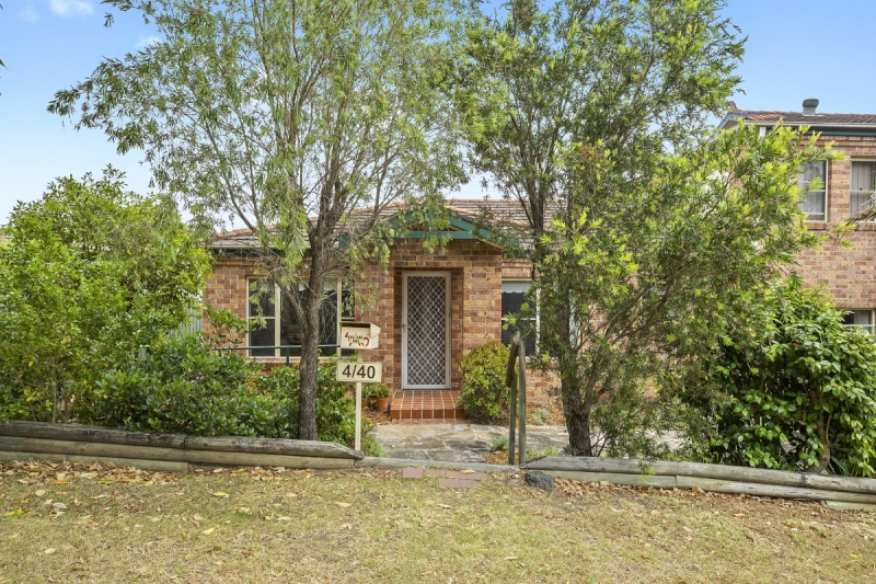 Image of 4/40 FIRST AVENUE   LOFTUS NSW