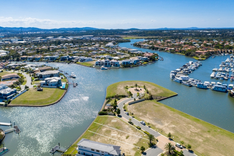 5009 HARBOURVIEW DRIVE ,  HOPE ISLAND, QLD