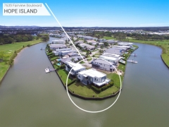 7639 FAIRWAY BOULEVARD ,  HOPE ISLAND, QLD