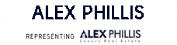 Logo of Alex Phillis Real Estate - ALEX PHILLIS